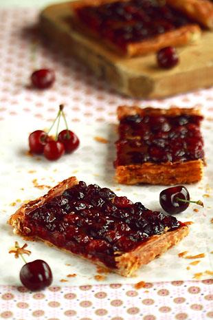 Tarte Aux Cerises Du Boulanger Cuisine Campagne