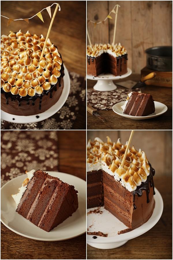 Recette Layer Cake Chocolat Poire