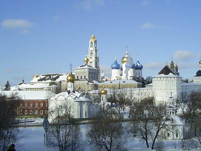monastère de Zagorsk