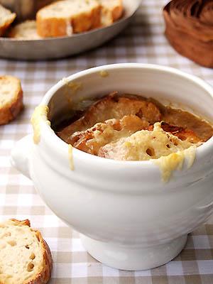 Soupe A L Oignon Gratinee Cuisine Campagne